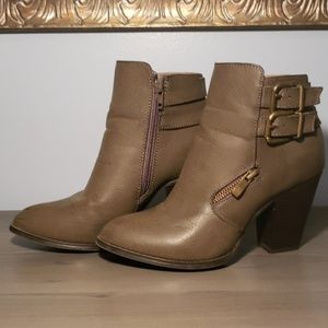 Ankle Booties - Size 7.5